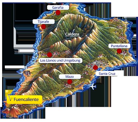 La Palma Turismo Rural | Ferienhaus La Palma, Teneriffa, El Hierro ...
