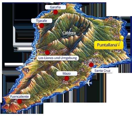 La Palma Turismo Rural   Ferienhaus La Palma, Teneriffa, El Hierro ...