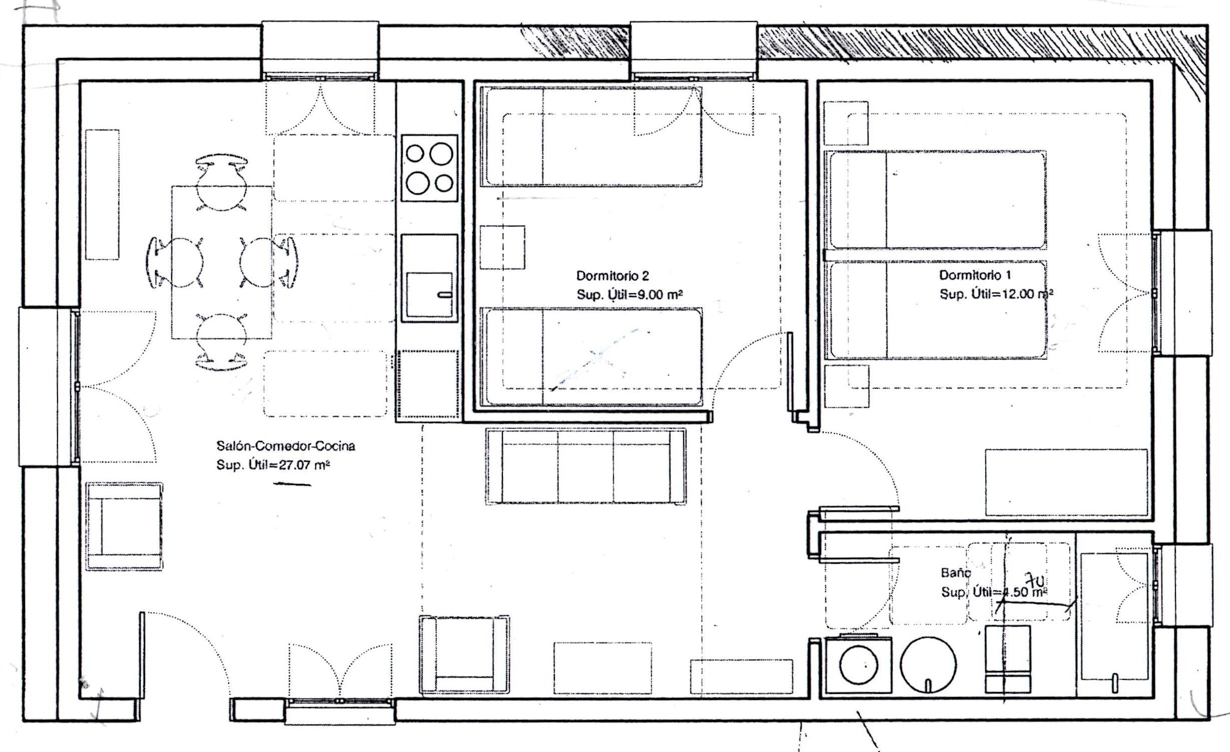 Plano de casa planta humanizada quartos with plano de casa click to close image click and drag - Planos de casas rurales ...